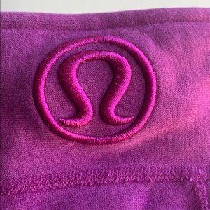 Purple Lululemon Scuba Sweater Size 8